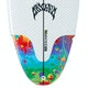 Lib Tech X Lost Freak Flag Bean Bag 5 Fin Surfboard