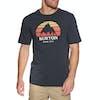 Burton Underhill Short Sleeve T-Shirt - True Black