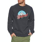 Burton Retro Mountain Crew Sweater
