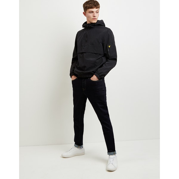 Lyle & Scott Quarter Zip Overhead Jacket