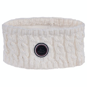 Kingsland Equestrian Saanich Knitted Ladies Headband - Cream