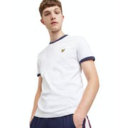 Lyle & Scott Ringer Short Sleeve T-Shirt