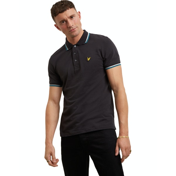 Lyle & Scott Vintage Tipped Polo Shirt