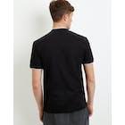 Lyle & Scott Nylon Panel Short Sleeve T-Shirt