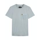 Lyle & Scott Nylon Pocket T-Shirt Korte Mouwen