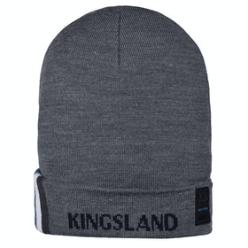 Kingsland Equestrian Hearst Knitted Hat - Dark Grey