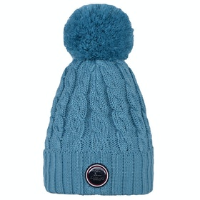 Kingsland Equestrian Iroquis Knitted Ladies Hat - Blue Marine