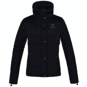 Kingsland Equestrian Moosonee Insulated Short Ladies Riding Jacket - Black