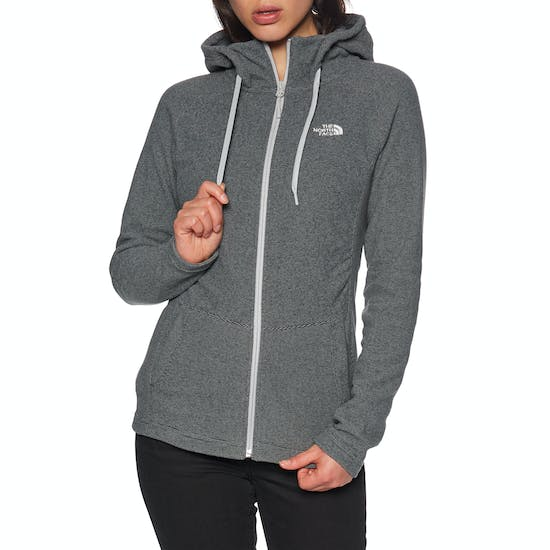 North Face Mezzaluna Womens Zip Hoody