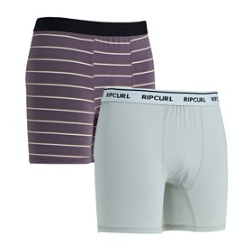 Shorts boxer Rip Curl Stripy And Solid - Purple
