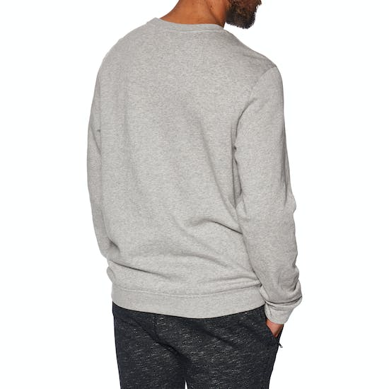 Hurley One & Only Boxed Crew Fleece Sweater