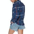 Hurley Wilson Flannel Shirt