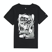 Converse Big Time Chuck Stack Boys Short Sleeve T-Shirt