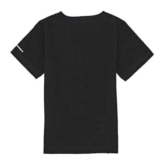 Converse Big Time Chuck Stack Tee Boys Short Sleeve T-Shirt