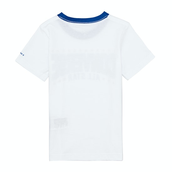 Converse All Star Arch Boys Short Sleeve T-Shirt