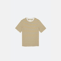 Folk Classic Stripe 半袖 T シャツ