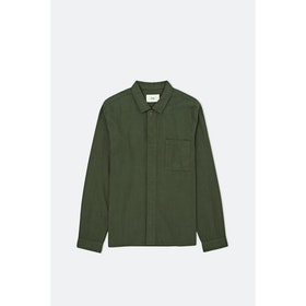 Maglietta Folk Patch - Green