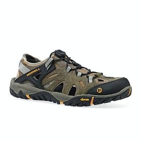 Chaussures pour Sports Aquatiques Merrell All Out Blaze Sieve - Brindle Butterscotch