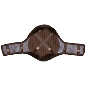 Fourreau de sangle LeMieux Stud - Brown