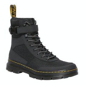 Dr Martens Combs Tech Extra Tough Nylon Stiefel - Black