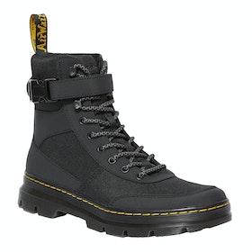 Dr Martens Combs Tech Extra Tough Nylon Boots - Black