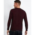 Lyle & Scott Crew Neck Cotton Merino Men's Sweater