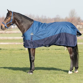 QHP Collection 150g Turnout Rug - Graphic