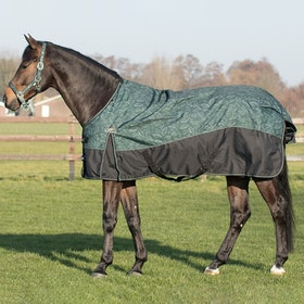 QHP Collection 150g Turnout Rug - Leaves