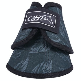 QHP Collection Over Reach Boots - Leaves