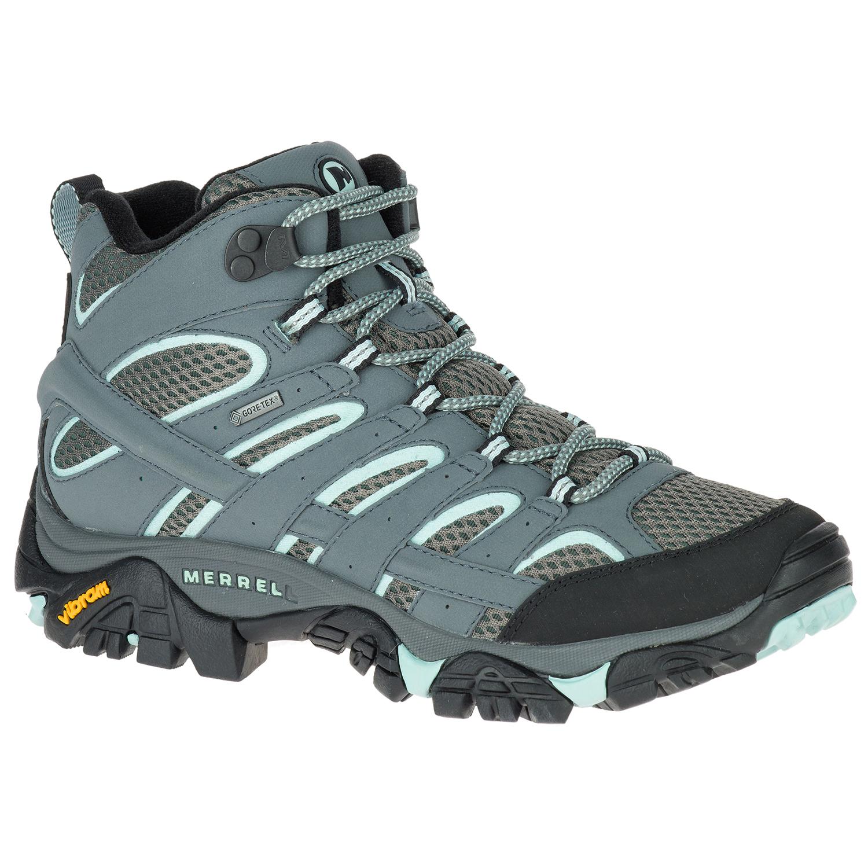 Boots Womens Moab Mid 2 Gtx Hiking Merrell bYf76mgIyv