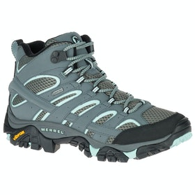Merrell Moab 2 Mid GTX Ladies Boots - Sedona Sage