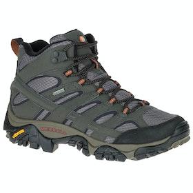 Merrell Moab 2 Mid GTX Ladies Boots - Beluga