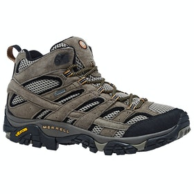 Merrell Moab 2 Leather Mid GTX , Outdoorskor - Pecan