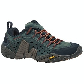 Merrell Intercept Walking Shoes - Blue Wing