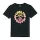 T-Shirt de Manga Curta Boys Rip Curl Cosmic
