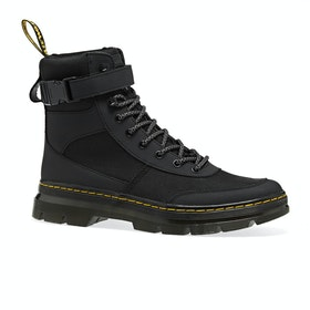 Dr Martens Combs Tech Extra Tough Nylon Boots - Black