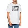 T-Shirt de Manga Curta Vissla The Pass - White