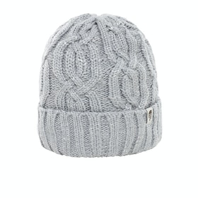 Bonnet Femme North Face Cable Minna - Tnf Light Grey Heather
