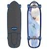YOW Mundaka Power Surfing Series 32 Inch Surf Skateboard - Multi
