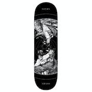 SOVRN Geri & Freki B 8.38 Inch Skateboard Deck