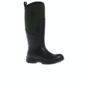 Muck Boots Arctic Sport II Tall Womens Wellies - Black Moss