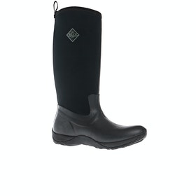 Muck Boots Arctic Adventure Womens Wellies - Black