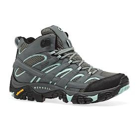 Merrell Moab 2 Mid GTX Womens Walking Boots - Sedona Sage