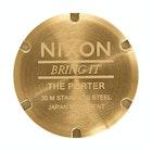 Nixon Porter Leather Мужчины Наручные часы