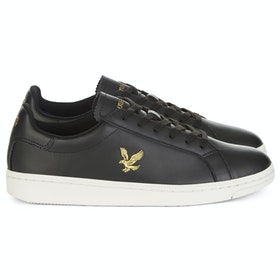 Lyle & Scott Cormack Schuhe - True Black
