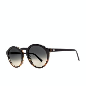 Gafas de sol Mujer Electric Moon - Darkside Tort ~ Black Gradient