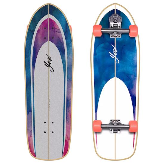 YOW La Santa High Performance Series 33 Inch Surf Skateboard