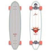 YOW Waikiki Classic Series 40 Inch Surf Skateboard