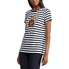 Ralph Lauren Katlin Knit Women's Short Sleeve T-Shirt