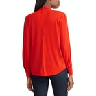 Ralph Lauren Nihany Long Sleeve Women's Top